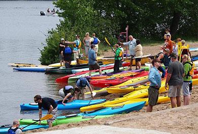 Kayaks, Old Town Kayaks, Eddyline Kayaks, Wilderness System Kayaks, Bending Branches Kayaks  Mel's Trading Post Rhinelander, WI.