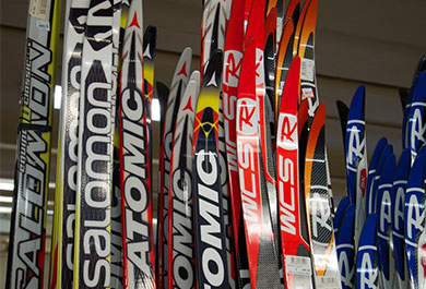 Buy or Rent Cross Country Skis in Rhinelander, WI  Mel's Trading Post